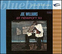 Joe Williams At Newport '63