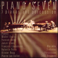 7 Pianos And Percussion