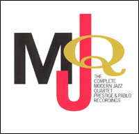 The Complete Modern Jazz Quartet, Prestige & Pablo Recordings