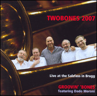 Groovin' 'Bones. Live At The Salzfass   in Brugg