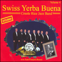 Swiss Yerba Buena Creole Rice Jazz Band