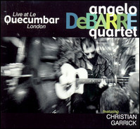 Live At Le Quecumbar London. Featuring Christian Garrick