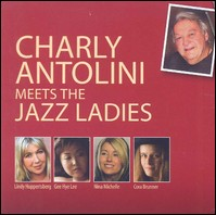 Charly Antolini Meets The Jazz Ladies