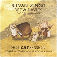 Hot Cat Session, Volume 1 - Stompin' Boogie Woogie & Blues