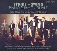 Stride + Swing. Piano Summit - Finale