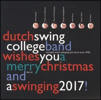 Wishes You A Merry Christmas And A Swinging 2017!