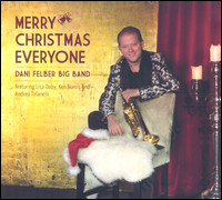 Merry Christmas Everyone. Featuring Lisa Doby, Ken Norris And Andrea Tofanelli