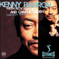 Image result for pianist kenny barron wanton spirit