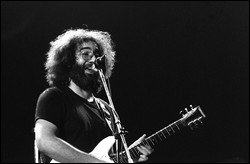 Jerry Garcia - © David Gans