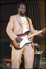Wyclef Jean - © http://flickr.com/photos/adanbouzoua/