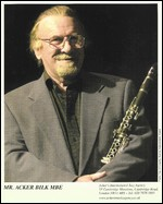 Acker Bilk - © www.ackersmusicagency.co.uk