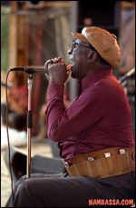 Sonny Terry - © Nambassa Trust & Peter Terry