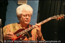 Larry Coryell - © 2004 mvonlanthen