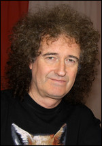 Brian May - © Photo: David J. Cable/Arcadia Photographic UK