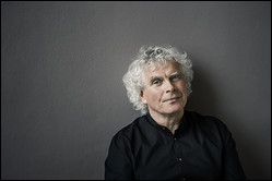 Sir Simon Rattle - © Oliver Helbig (for Askonas Holt)