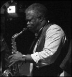 Joe McPhee - © Seth Tisue (at the Empty Bottle in Chicago in 2004)