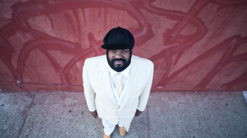 Gregory Porter singt am 12.4. am Cully Jazz Festival. - Quelle: Shawn Peters